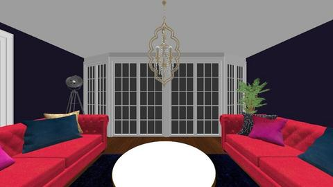 Formal Lounge - Living room  - by KylaTH