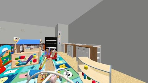nusery - Minimal - Kids room  - by McGlashanL1