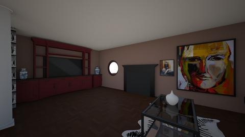 n jb - Living room  - by kyshaiz