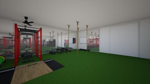 Weight Room Layout - by rogue_a9ea393dde87f0ccec9c2287a7019