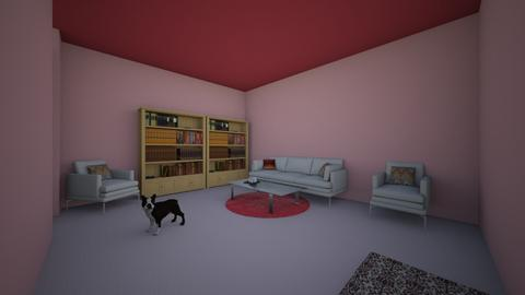 Pink Dream  - Modern - Living room - by ilovedogs519