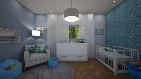 babys room - by estamir