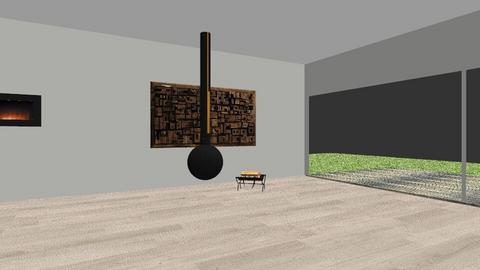 One floor plan - by Shirellev