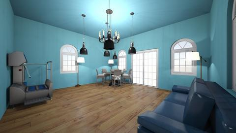 living room  - Vintage - Living room  - by edith055