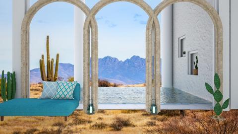 desert pool - by dia17a