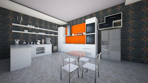 kitchen - by fenny tan