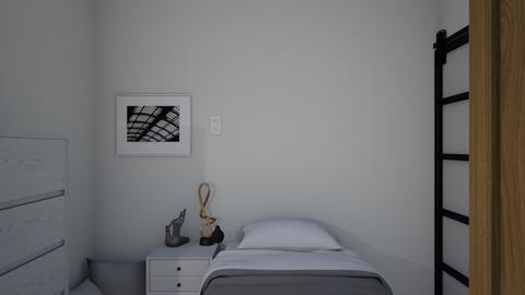 mmy bedroom - Bedroom  - by febba nabilla