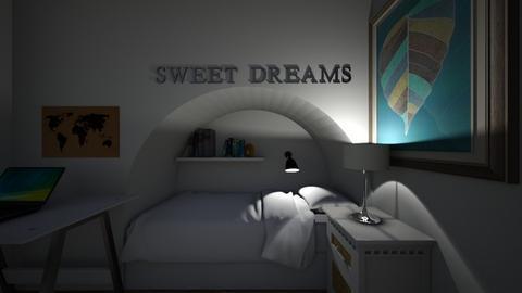 Sleeping Nook 2 - Bedroom  - by SammyJPili