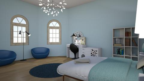 Dream Room - by gracie_bee
