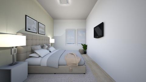 bedroom part 1 - Bedroom  - by Claradanixx