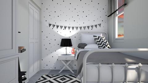 sam - Bedroom  - by zozan