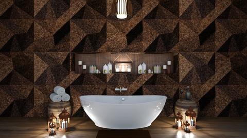 tub - Bathroom  - by milica tanurdzic