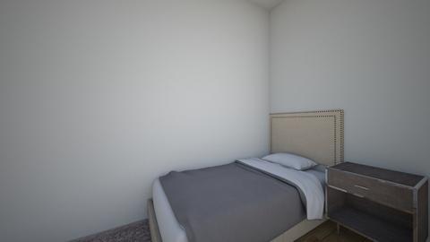 bilqis room - Minimal - by bilqisshabirah