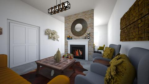SPACE 1 SIDEI - Country - Living room  - by Ringnan barde
