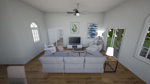 My Dream Home - Modern - by mittens8