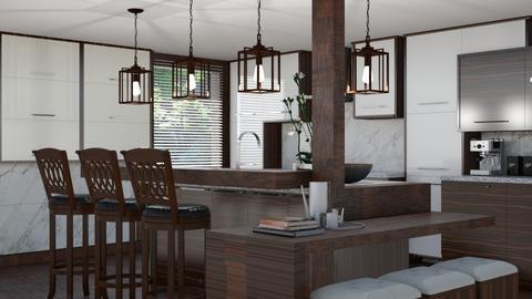 HQ Kitchen - Kitchen - by Jakewatson123