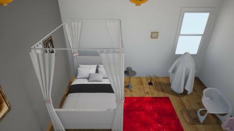 Girls Bloody Bedroom - by Jo Darrel