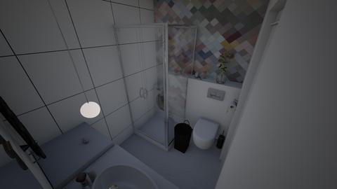 lazi3 - Bathroom - by aero_no