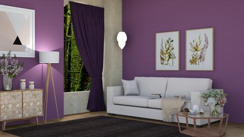gaero gabut - Living room  - by wnxtrbextr