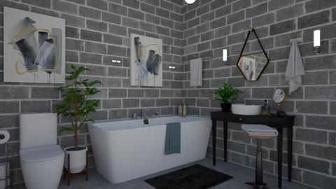 Bath - Bathroom - by Briianaaa