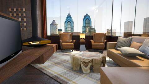 minimalist living - Modern - Living room  - by mehl