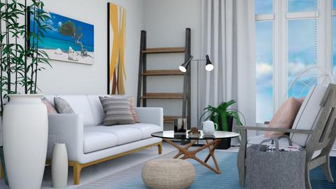 Simple Living - Living room - by Over The Rainbow