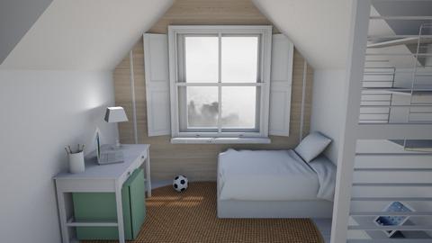 MINIkids Home contest MB - Modern - Kids room  - by matildabeast