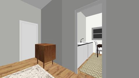 2 bd apt with flex - Bedroom  - by sweetskate423
