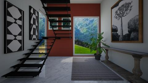 stairs - by bruna matos