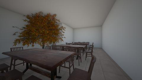 Reception - Garden - by elizabethrjimenez