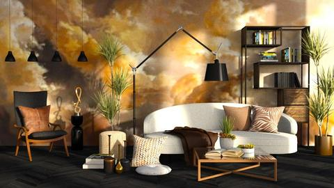 floorlamp - Modern - Living room  - by RimaNina