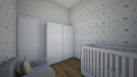 Renata - Classic - Kids room  - by karinklaerner