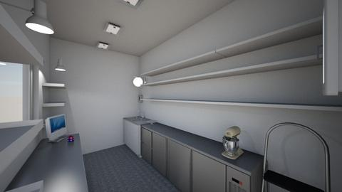 Food truck F - Kitchen  - by M155Vae