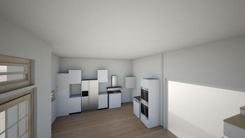 Randolph Model Kitchen - Kitchen  - by Cherylvivian