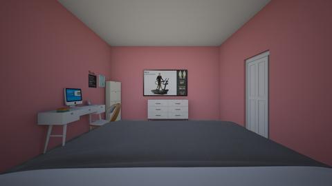 Different angel  - Bedroom - by millerleah12