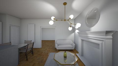 magdykuchnia11_da - Living room  - by agasemrau