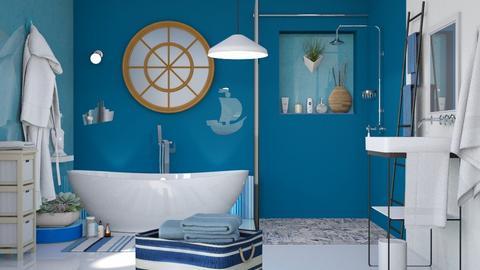 Nauitcal bathroom_2 - by milyca8
