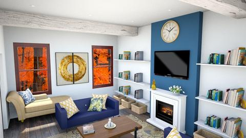 Living Area - Living room  - by Chanel_Lover