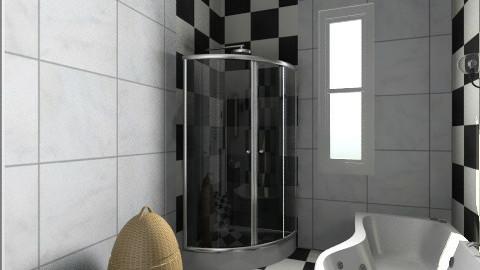bathroom 2 - Retro - Bathroom  - by irina 74