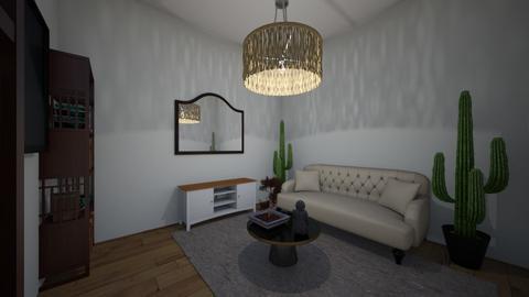sala - Living room  - by iuw_slimIII