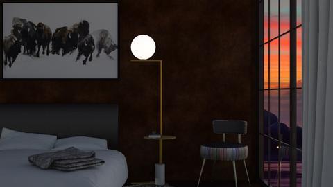 lamp - by nat mi