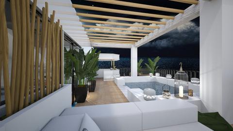 rooftop terrace split 8 - by rechnaya