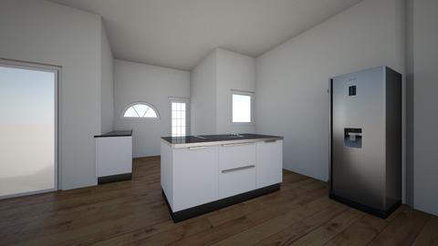 Keuken II - Kitchen - by iwanzeinstra