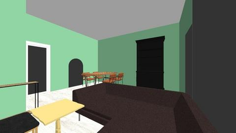 Roos design - Living room  - by Rosalieklap