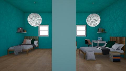 Contest Before and After - Bedroom  - by Hippie_11