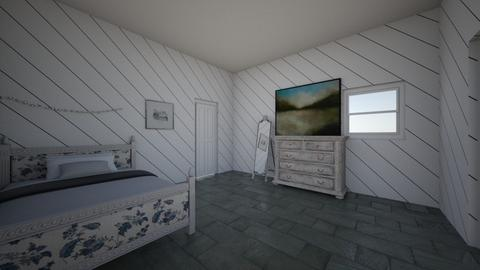 charcol mountins - Bedroom  - by askelton12432