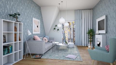 flat4 - Modern - by levai_magdolna