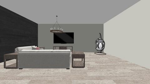 pasoedguhaerouigoasruigyh - Living room - by Macaronithehorse