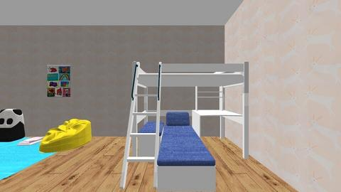 kids room - Kids room  - by creter