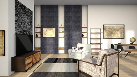 Travel - Modern - Living room  - by CitrusSunrise